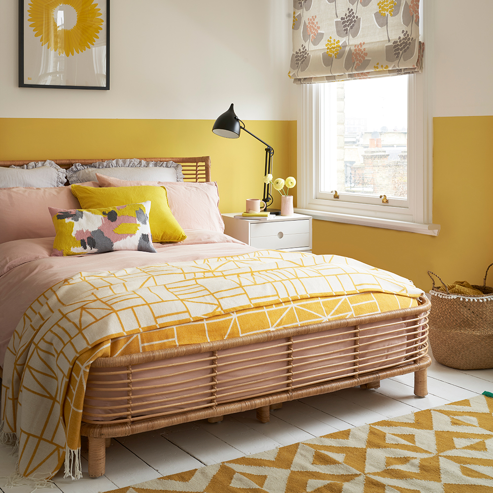 5 Calming Bedroom Design Ideas The Budget Decorator: Yellow Bedroom Ideas For Sunny Mornings And Sweet Dreams
