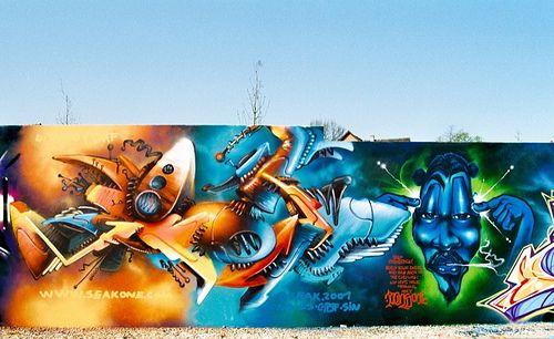 Pin Von Ausdrucksvielfalt Auf Graffiti Writing Graffiti Und
