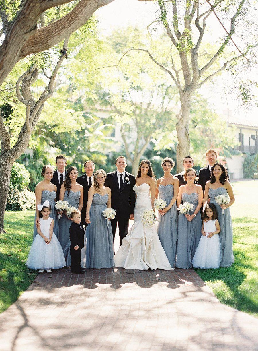 Santa Barbara Wedding From Patrick Moyer Wedding Colors