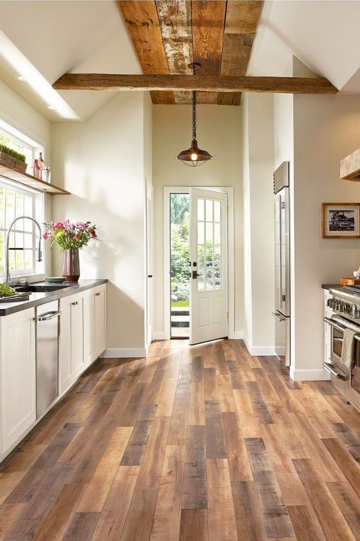 Some Examples of Modern and Traditional Kitchen Floor