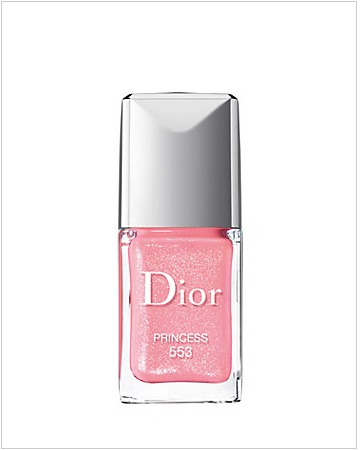 "Dior Nail Laquer in ""Princess"" Pink"