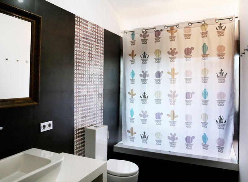 Cortinas de ba o cortinas de ba o originales cortinas de - Cortinas para ducha ...