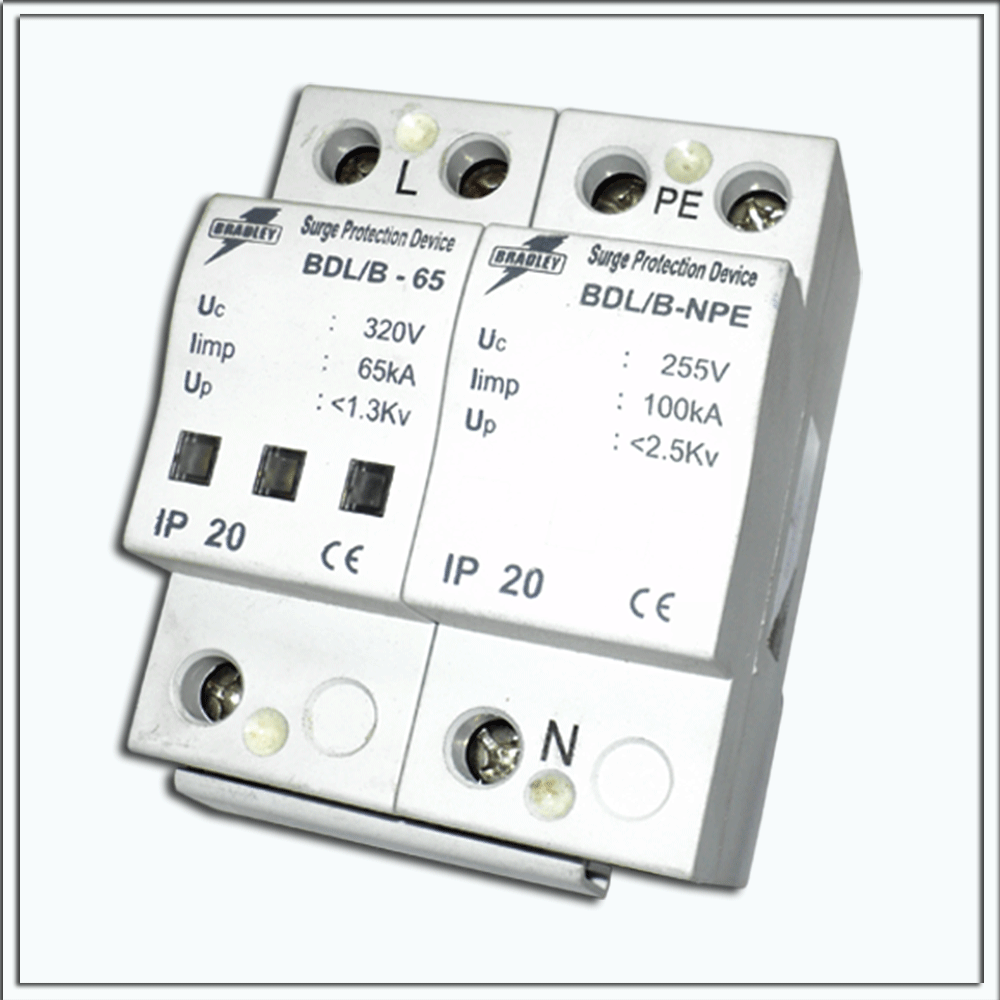 Jmv S Highly Efficient Type 2 Surge Protector Provides Protection