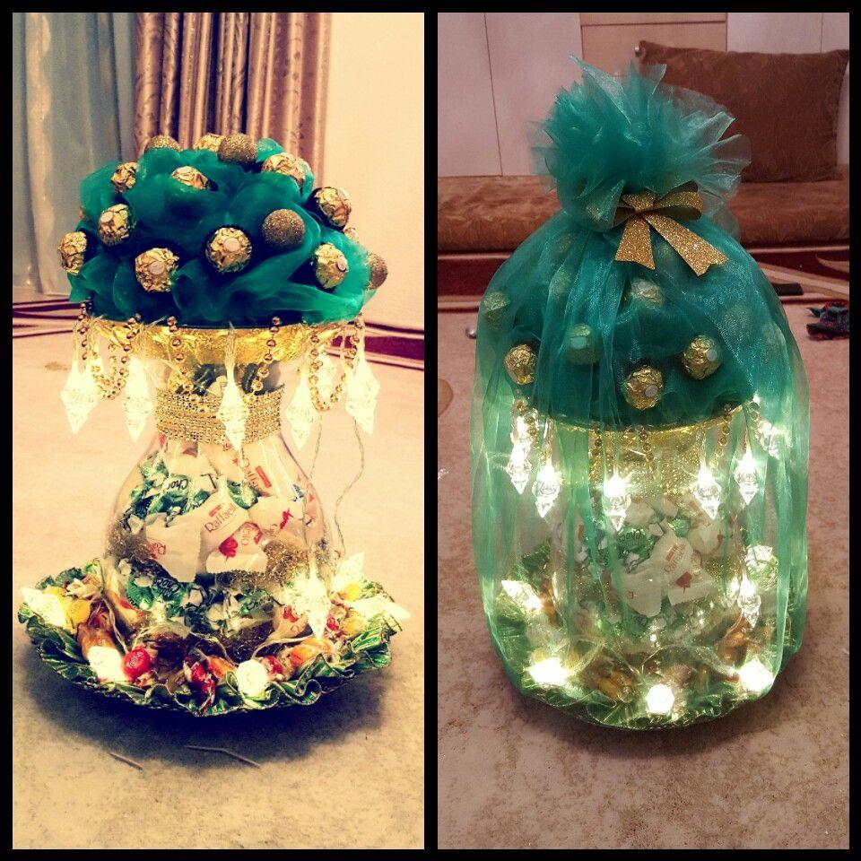 Wedding Gift Decoration Ideas: Afghan Engagement Shirinee Tray #afghan #afghan Wedding