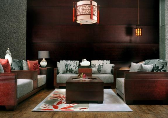 ORIENTAL Sofa-Zen Living Room Inspiration-Furniture Collection by Zen  Tradition
