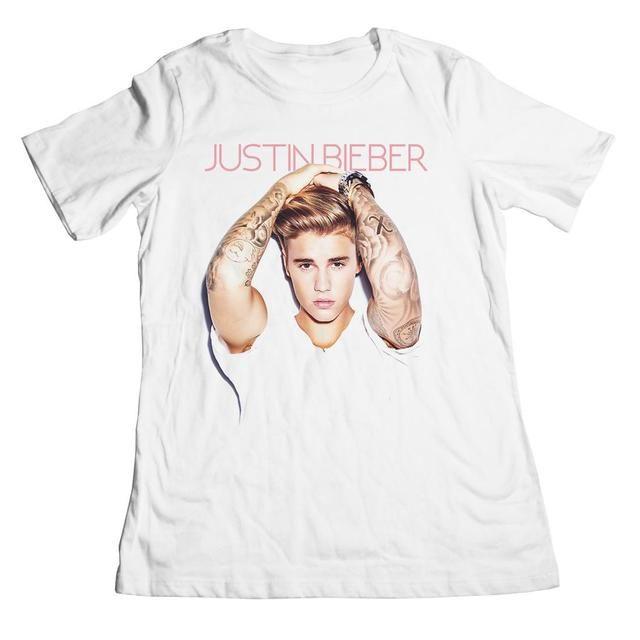 Check Out Justin Bieber Quot Purpose Quot Boyfriend T Shirt