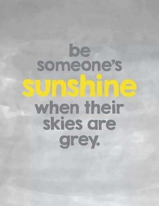 Sunshine...love those sunny days! | Happy quotes, Positive ...