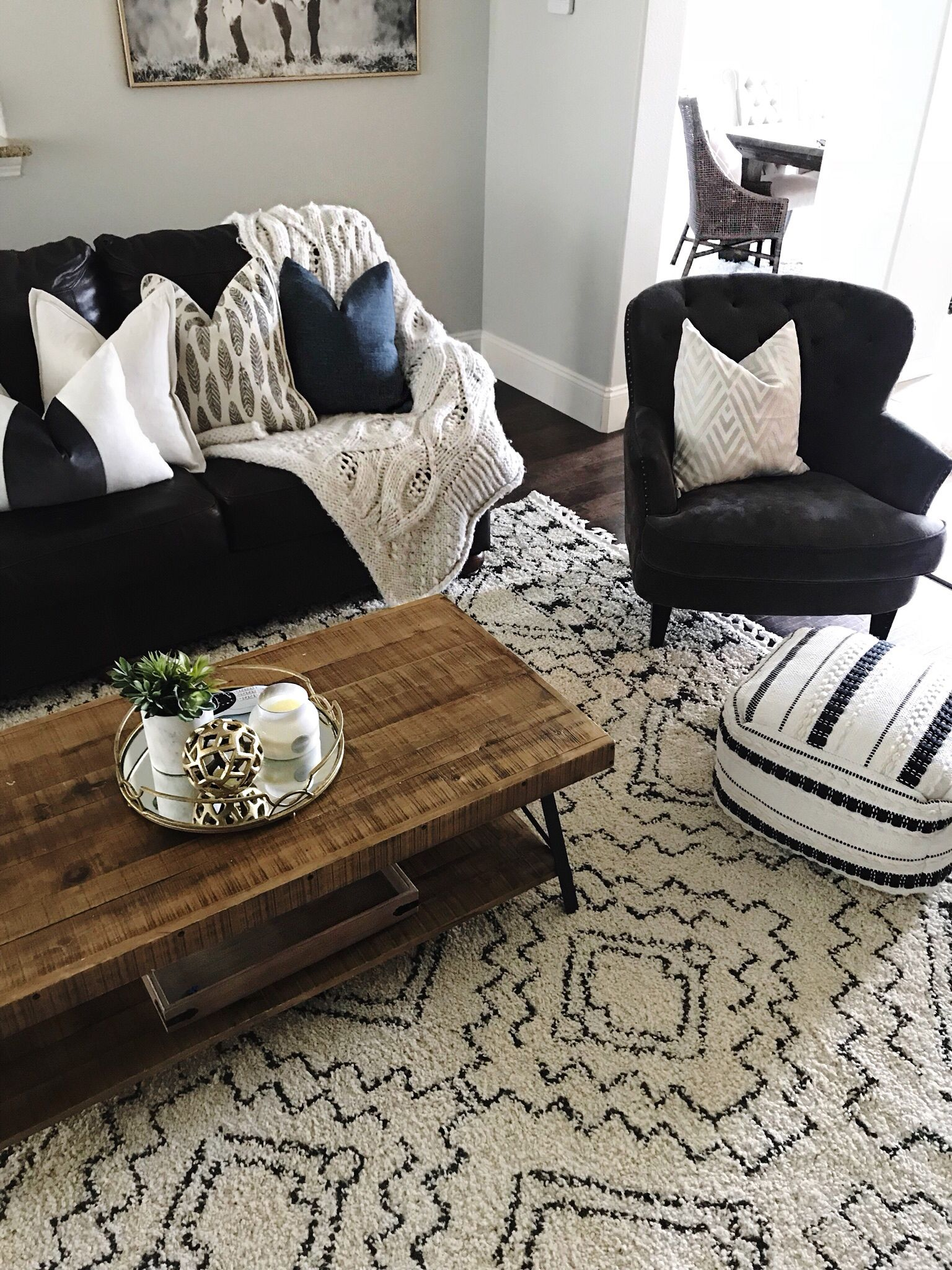 Home Depot Living Room Rugs Chaise Lounge Chairs For My New Rug The Sister Studio Pinterest Furniture Online Art Cheap In