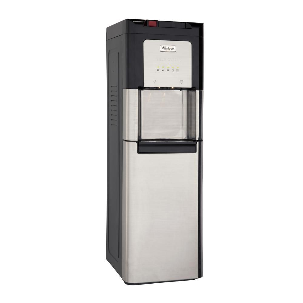 Whirlpool Bottom Loading Water Cooler Ice Cold And Steaming Hot