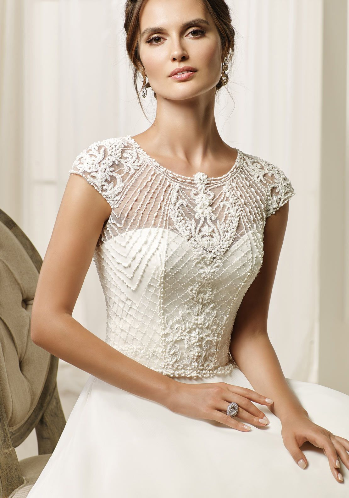 Ronald joyce wedding dress lisa anne wedding pinterest