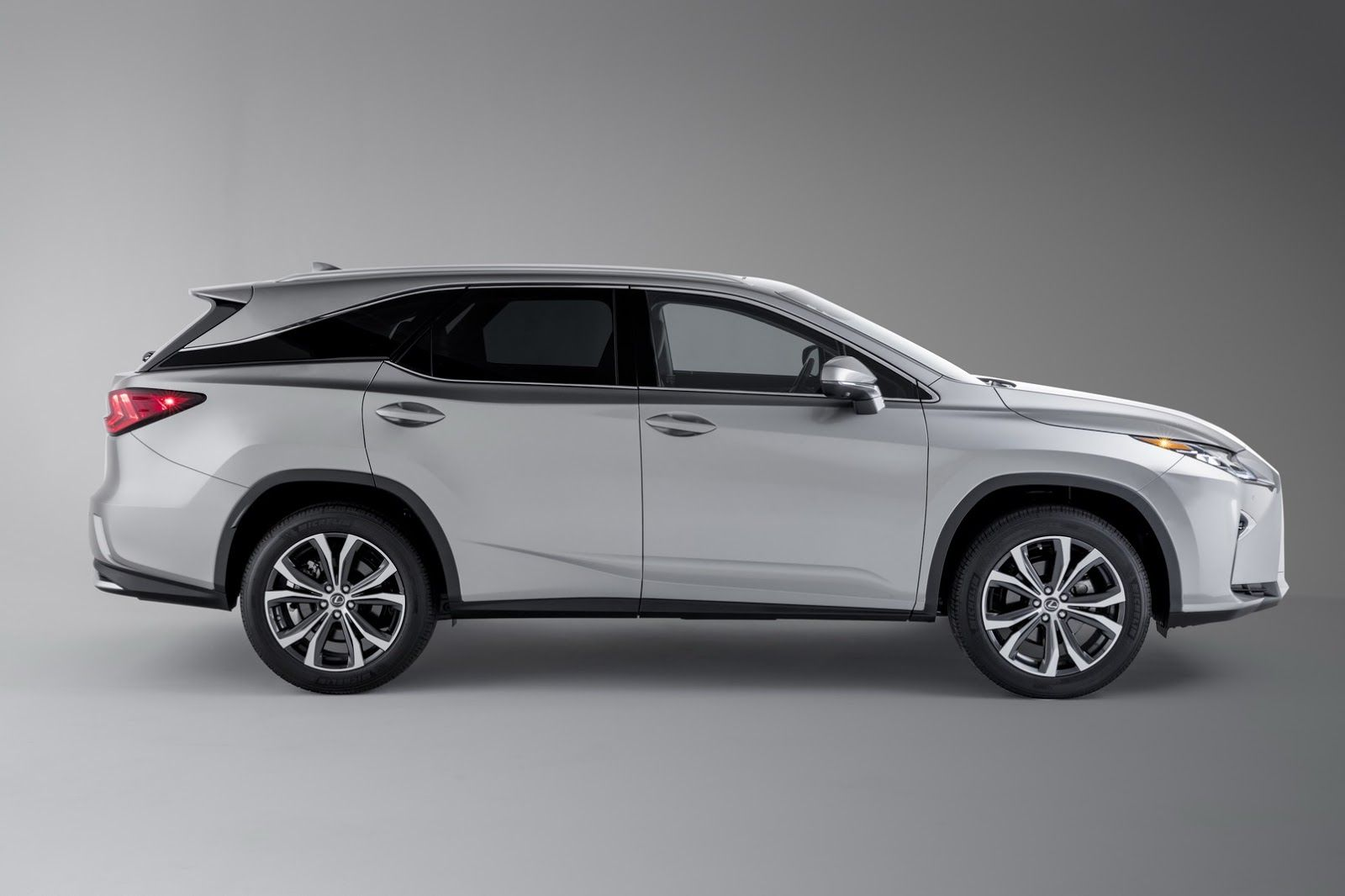 Lexus Rx 450hl Priced From 50 620 Deliveries Start In April Carscoops Lexus 3rd Row Suv Suv Cars