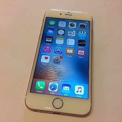 Unlocked Rose Gold Apple Iphone 6s 16gb Great Condition Super Buy L K Ebay Iphone Iphone 6s Rose Gold Sprint Iphone
