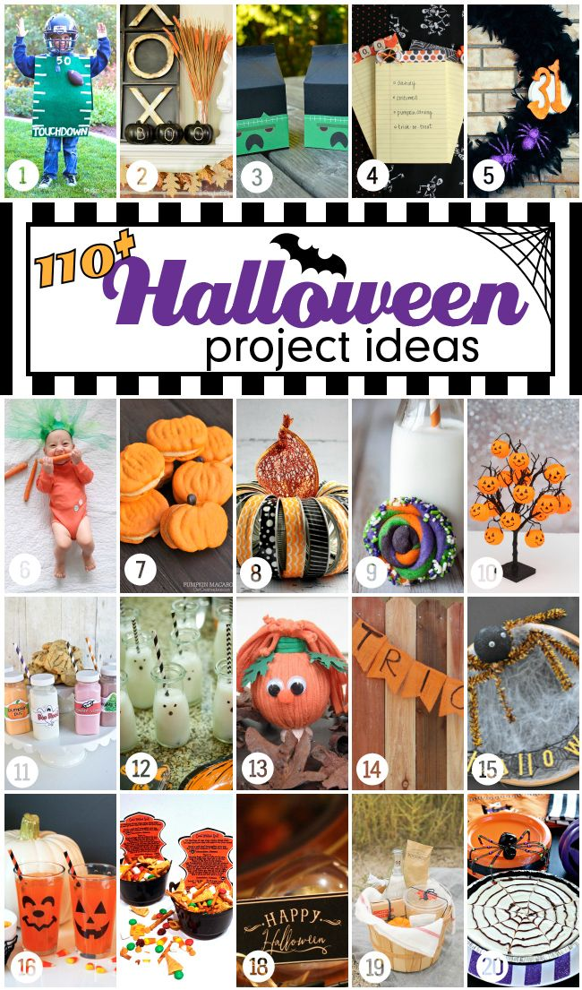 Halloween Bash Blog Hop Ideas 20 - 39 + Free Frankenstein Treat Box - fun halloween ideas