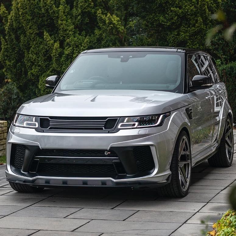 2019 Range Rover Sport SVR Pace Car by KAHN® ..from £129,999