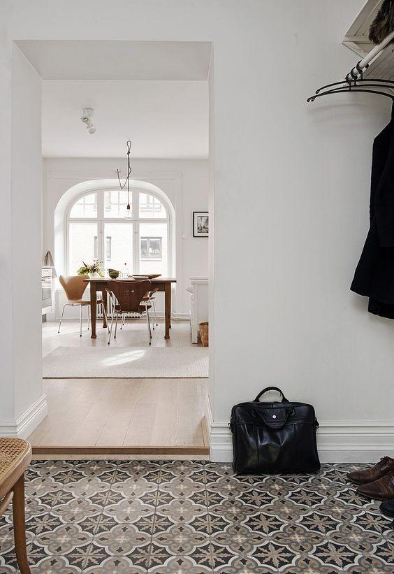 15 Magnifiques Designs D Interieur Avec Un Sol Carrele Deco