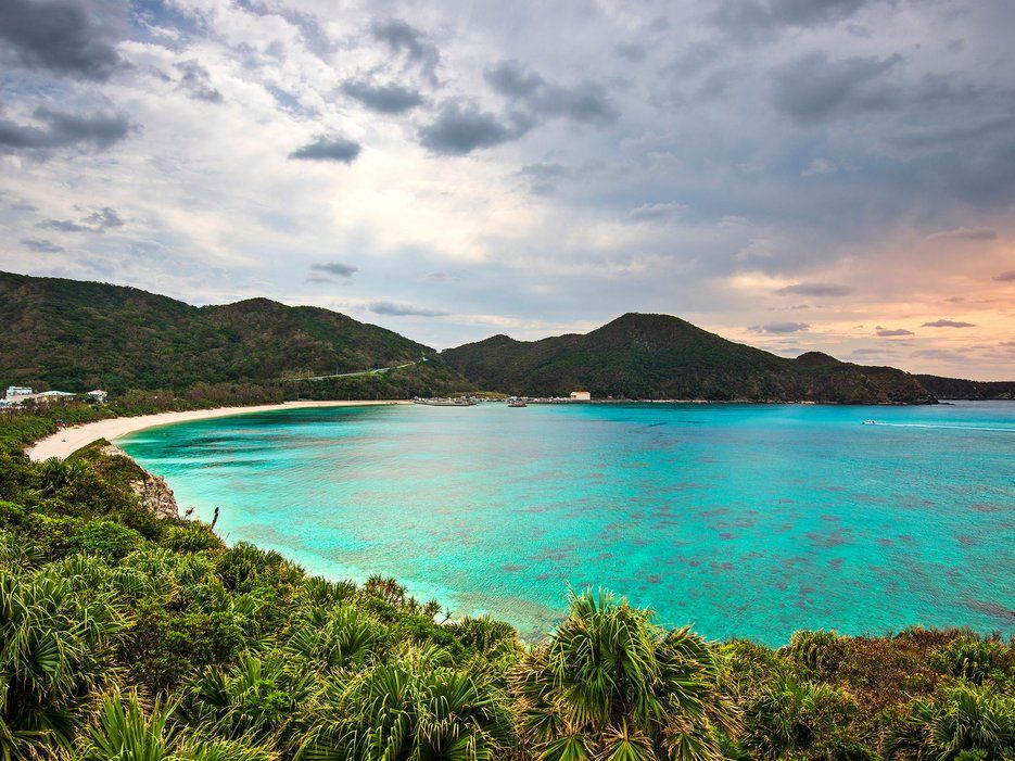 The Most Beautiful Beach Destinations In Japan Turning - 7 most beautiful and underrated caribbean islands
