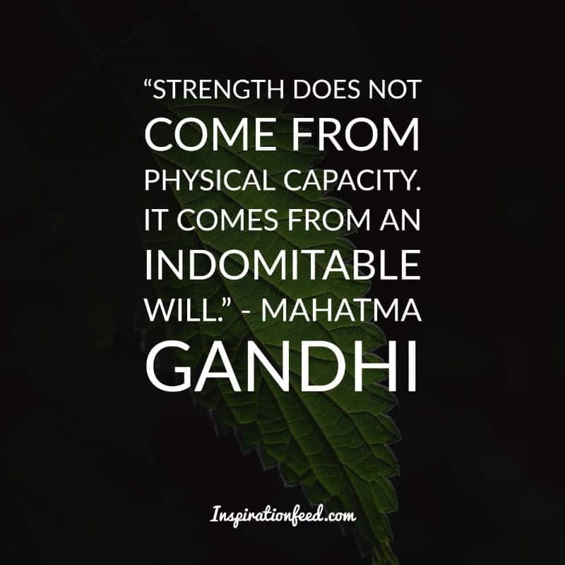60 Mahatma Gandhi Quotes On Becoming The Change Mentally Gandhi Delectable Quotes About Peace And Love