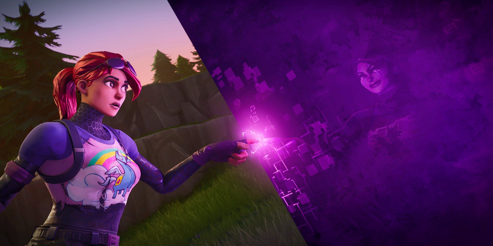Work-in-Progress Dark Bomber Skin discovered in #Fortnite v5