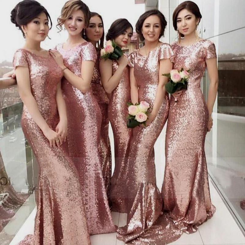 Popular Gold Bridesmaid Dress-Buy Cheap Gold Bridesmaid Dress lots ...