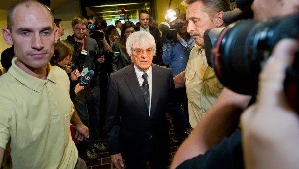 """Verfahren gegen Ecclestone eingestellt: """"Ich finde dieses kapitalistische System gut"""""""