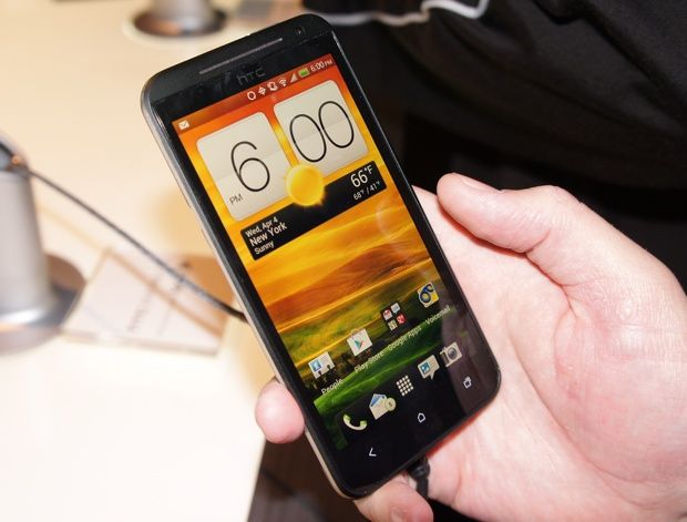 The HTC EVO 4G LTE will likely receive Android 4 2 and Sense