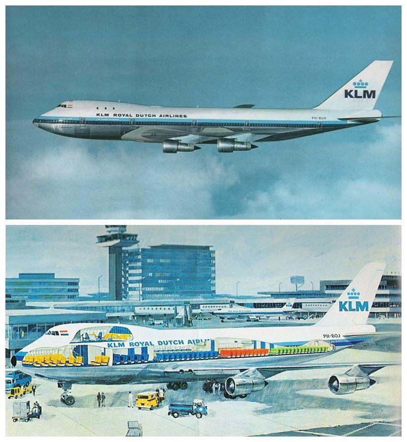 KLM Boeing B747..... Atlas air, Boeing 747, Aircraft