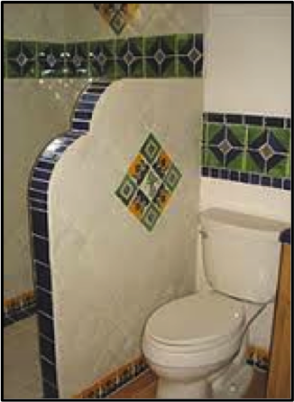 17 Best images about Mexican bathroom ideas on Pinterest   Bathrooms decor   Cobalt blue and Vanities. 17 Best images about Mexican bathroom ideas on Pinterest