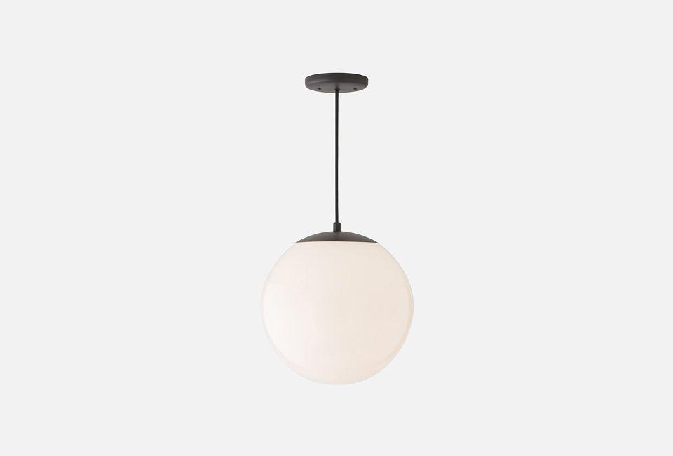 Luna Cord Weisse Hangeleuchte Globe Pendelleuchte Pendelleuchte