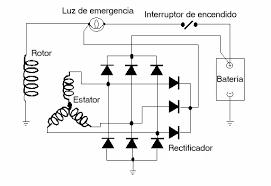Resultado de imagen para    diagrama    reguladores de voltaje para    generadores    electricos   Regulador