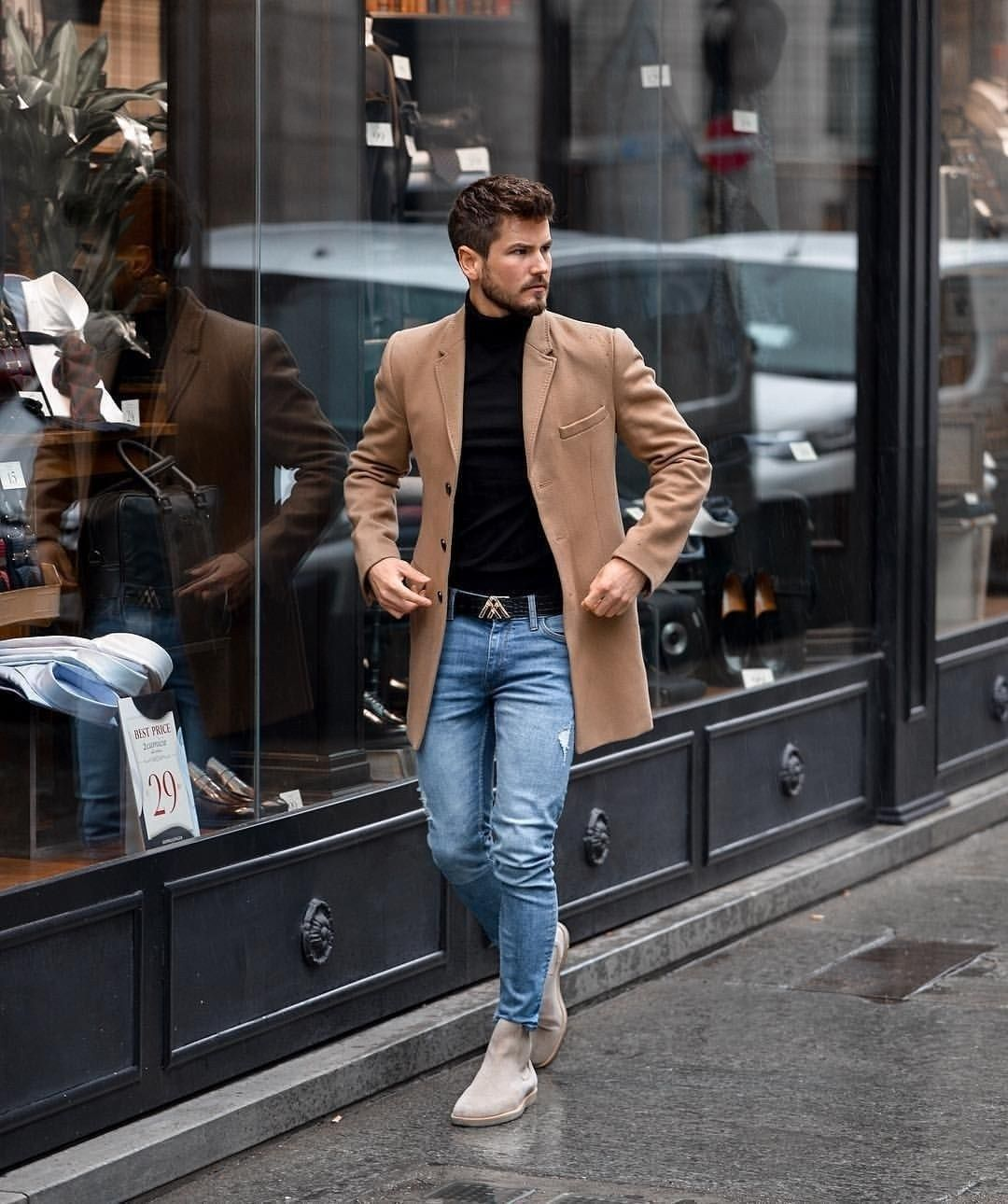 Spring Outfit Style Ideas For Men 2019 24 | Trendy mens