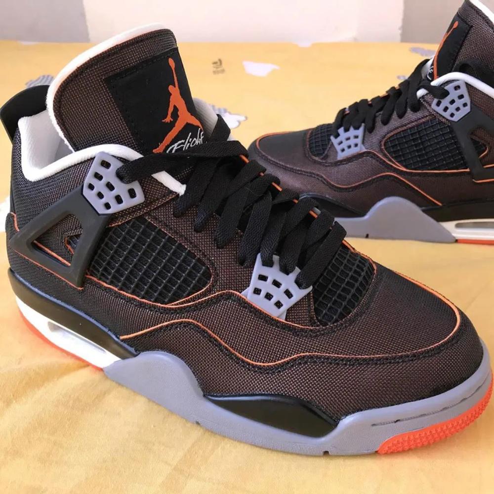 Air Jordan 4 Wmns Starfish Cw7183 100 Release Info Sneakernews Com Air Jordans Retro Air Jordans Jordan 4
