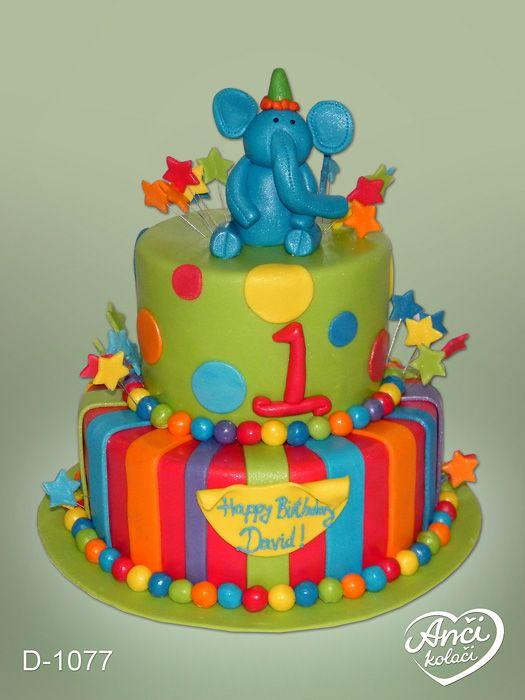 Poslastičarnica Anči kolači - Dečije torte