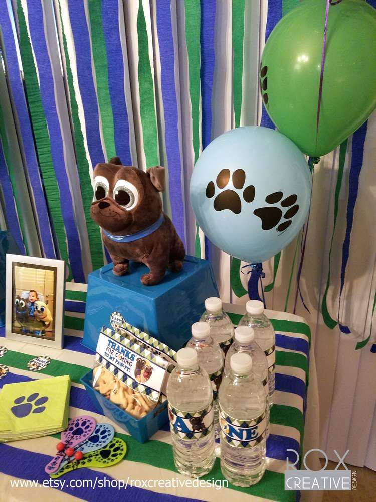 Puppy Dog Pals Birthday Party Ideas Photo 16 Of 21 Catch My