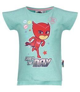 Girls PJ Masks Owlette T-Shirt UK – noveltycharacter ...