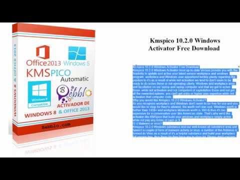 kmspico 10.2.0 safe