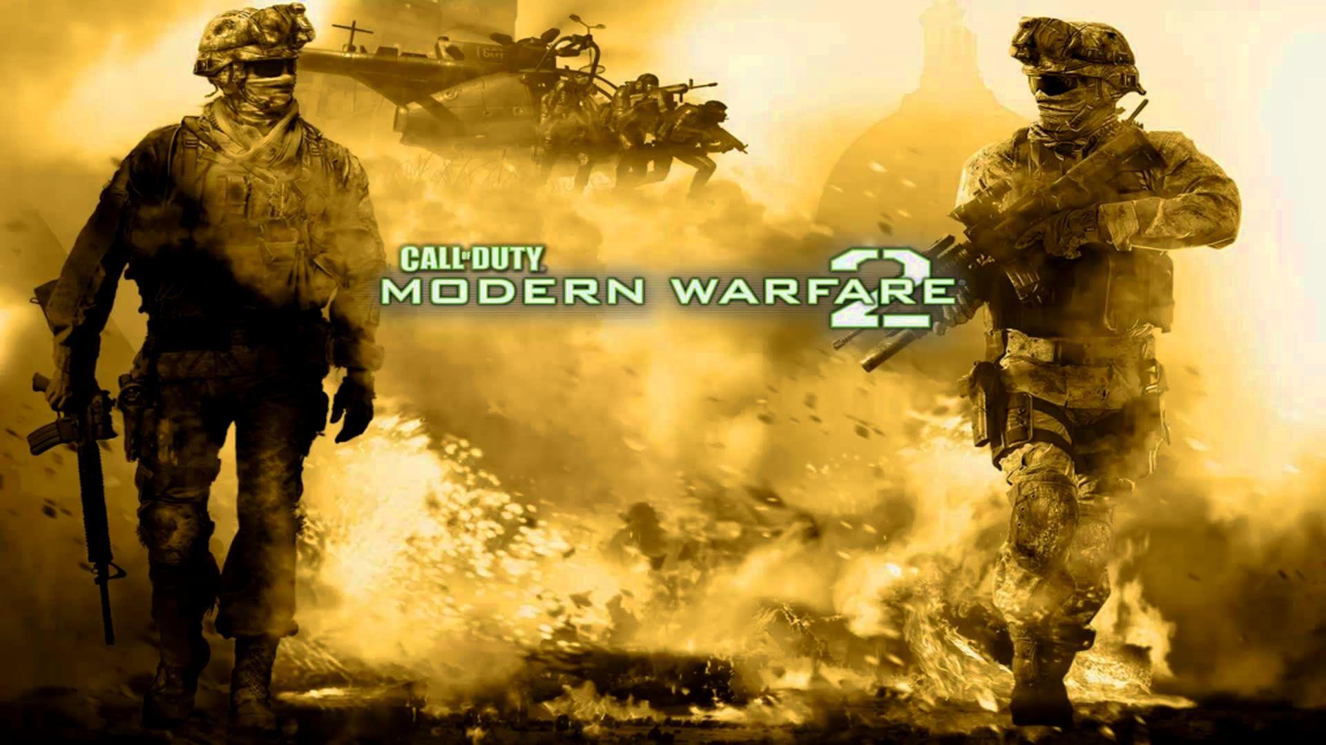 Call Of Duty Modern Warfare 2 Wallpaper Game Wallpaper