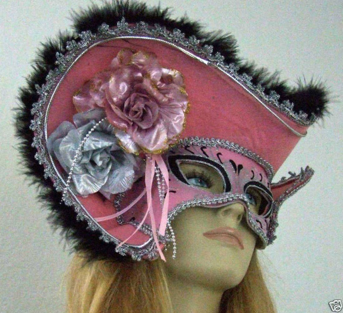 Pirate Lady Mask for Masquerade Party Masks