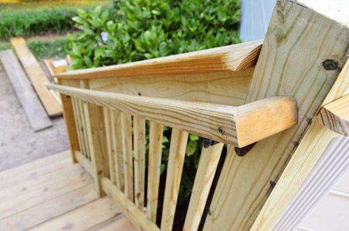 Best How To Build A Deck It S Done Building A Deck Deck Design Deck Stair Stringer 400 x 300