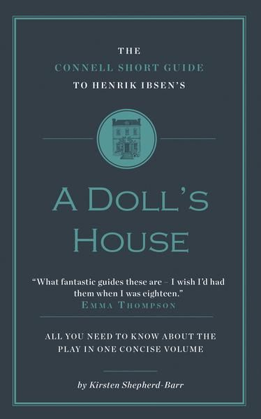 Henrik Ibsen S A Doll S House Short Study Guide In 2020 A Level