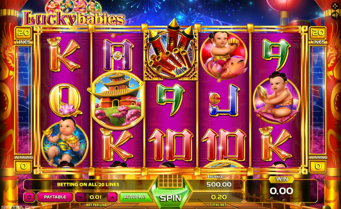 Spiele Lucky Babies - Video Slots Online