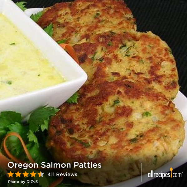 Dish Salmon Croquettes: Excellent Recipe For Canned Or