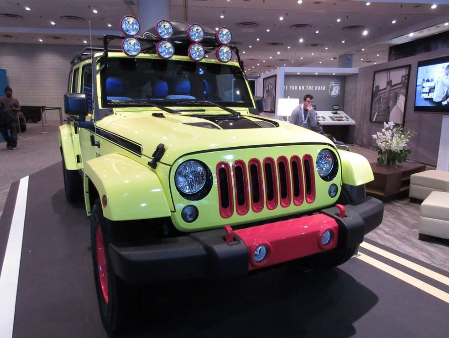 Highlights From The 2018 New York International Auto Show