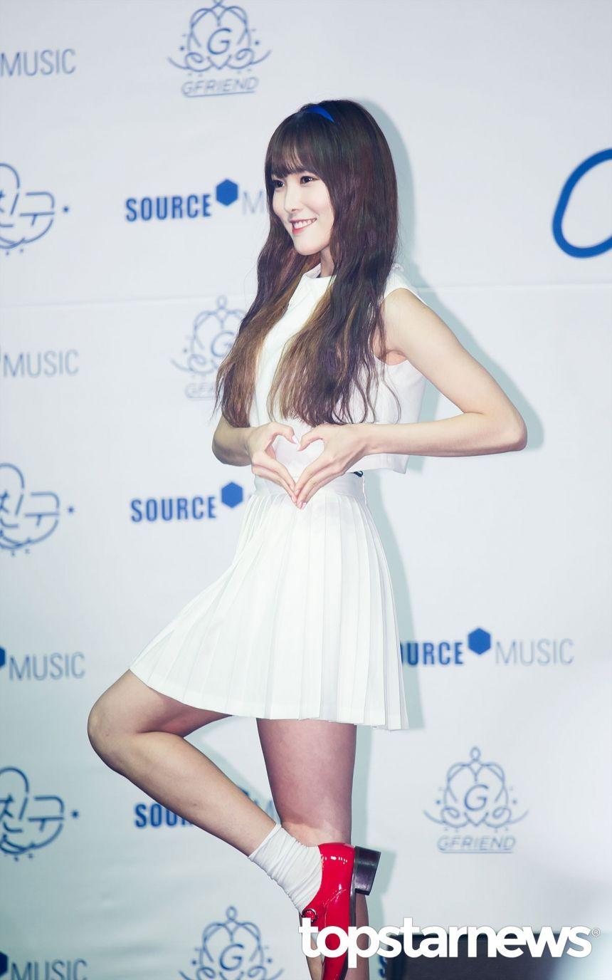 [현장리포트] LOL 여자친구(GFRIEND) 유주 바람에 날려 감정을 가장 많이 끌어올려 녹음한 곡 #topstarnews
