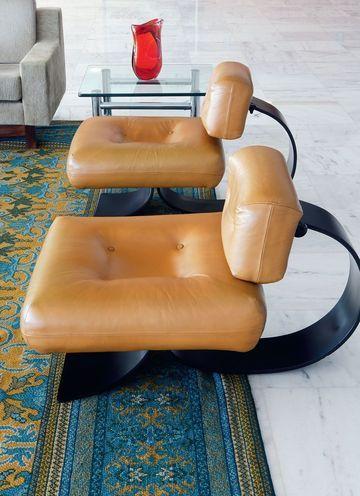 Easy Chairs | Oscar Niemeyer | Mid Century Modern