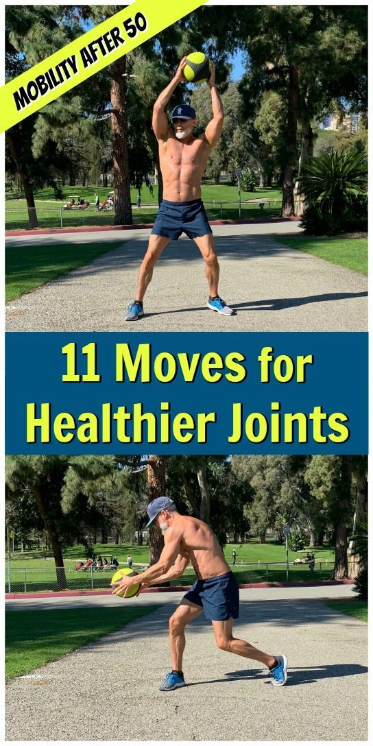 Mobility maneuvers help keep joints supple so you move better, have better posture, and reduce injur...