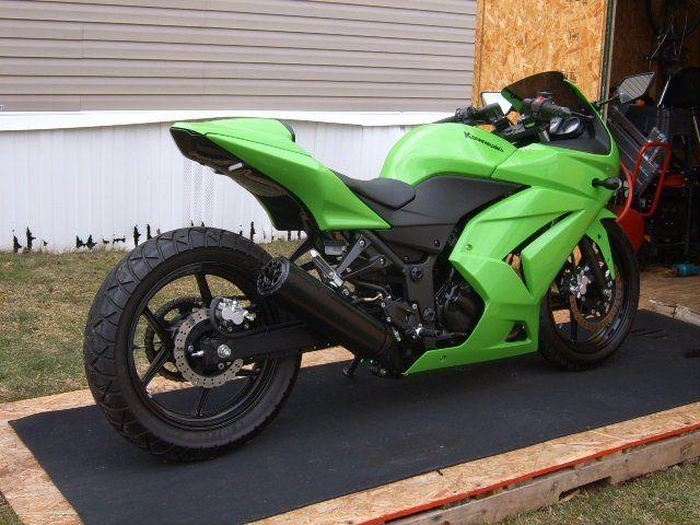 Still Laughing Ninja 250 Drag Bike Ha Drag Bikes Pinterest
