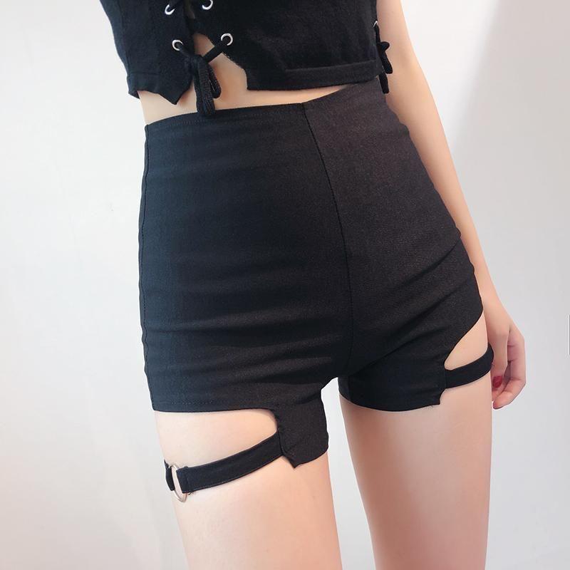 6b50bda11 Hip Hop Irregular Stitching Plaid Skirt KF50514 in 2019 | fashion ...