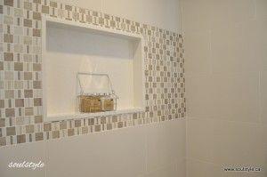 Quartz Shower Wall Niche Soulstyle Shower Wall Bathroom Shelf Decor Shower Niche