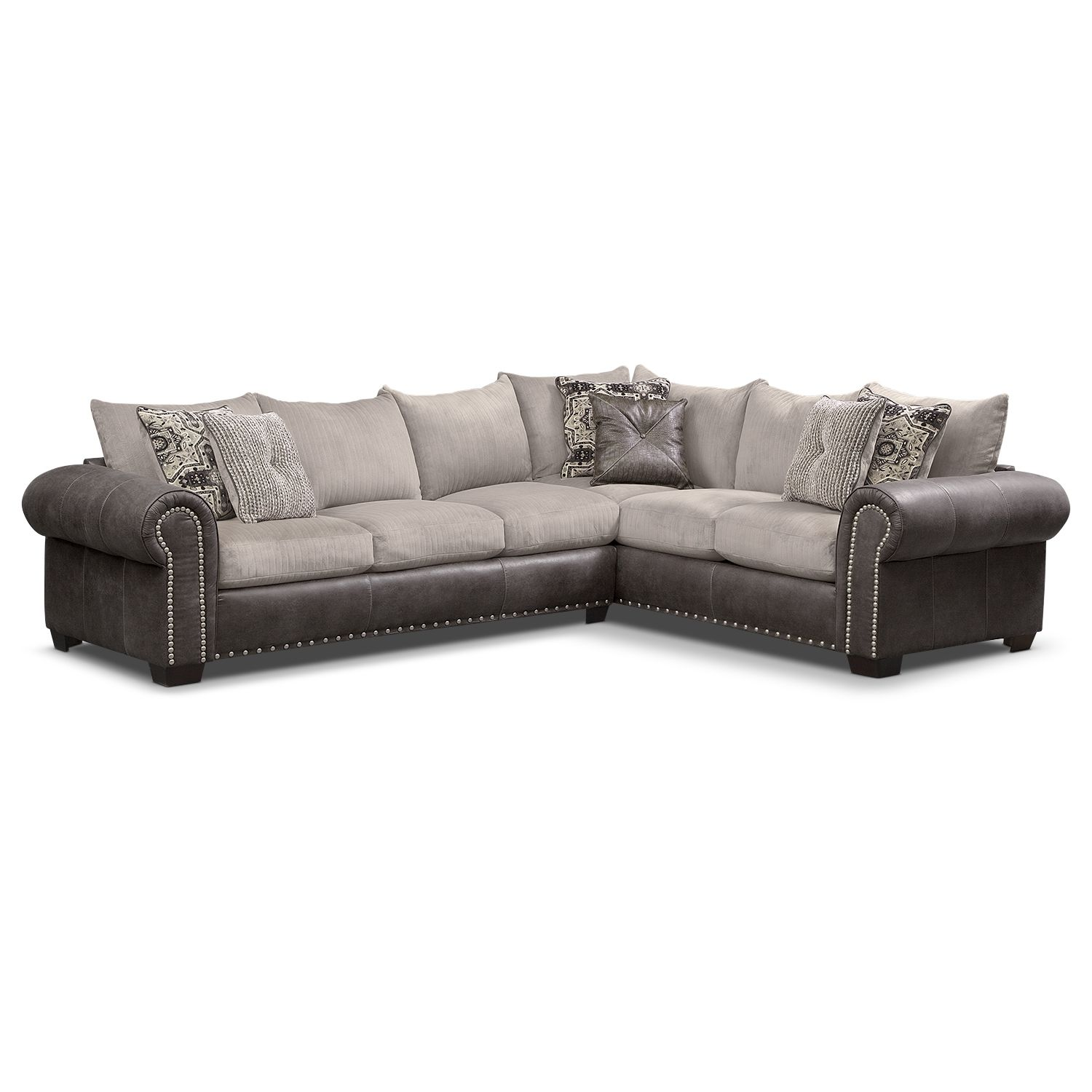 Sonoma 2 Pc Sleeper Sectional