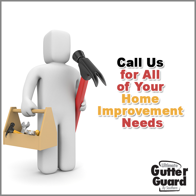 The Ultimate Gutter Guard Is A Home Improvement Company In